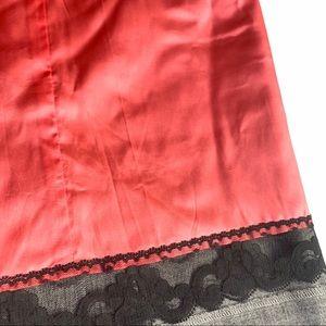 Trina Turk Skirts - Trina Turk Black Twill Pencil Career Skirt - S